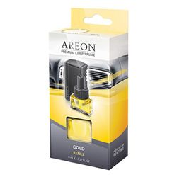 Areon Premium Car Perfume - Gold (8ml)