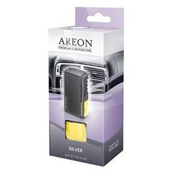 Areon Premium Car Perfume - Silver (8ml)