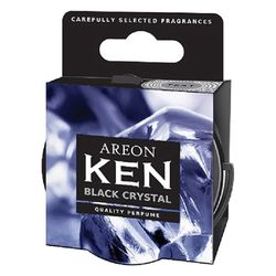 AREON KEN Car Perfume - Black Crystal AK04