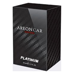 Areon Car Perfume(50 ml) - Platinum MC PO6
