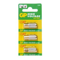 KMH GP High Voltage Battery 12V 23AE (Pack of 3)