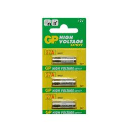 KMH GP High Voltage Battery 12V 27AE (Pack of 3)