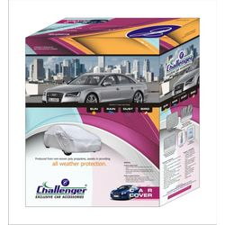 Challenger Body Cover Supersoft For Skoda Rapid