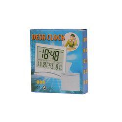 DESK CLOCK Calender Digital Clock (033)