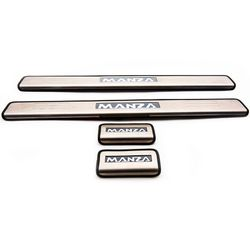 Door Sill Plates Light For Tata Manza