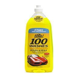 Formula 1 100 Wash