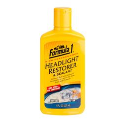 Formula 1 Headlight Restorer
