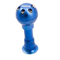 SPARCO Racing Attitude Style Universal Gear Knob (Blue)