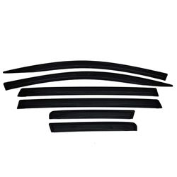 Glider Door Visor For Tata Sumo 6Pc