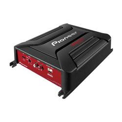 Pioneer Gm-A3602-200W Rms 2-Channel Gm Series Class Ab Bridgeable Car Amplifier