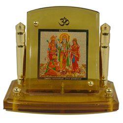 Diviniti 24krt Gold Plates Idol for God RAM DARBAR (CF Frame)