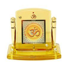 Diviniti 24krt Gold Plates Idol for God OM (CF Frame)