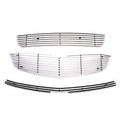 Front Grill for Chevrolet Cruze Mercedes Style (Set of 3pcs)