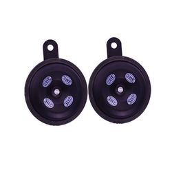 Hella Electric Horn Agro S-90 Strong Tone Set (Set of 2 Pcs)