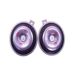 Hella Electric Horn B36  12V Set (new Pack) (Set of 2 Pcs)