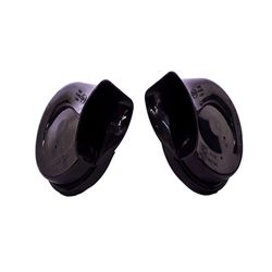 Hella Twin Tone Horn Set Te-16 Black