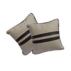 KMH Car Pillow Igrey/Coco(Set of 2pcs)