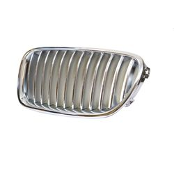 Front Grill for BMW 5 Series F10 Chrome (Set of 2pcs)