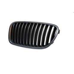 Front Grill for BMW 5 Series F10 Carbon fiber (Set of 2pcs)