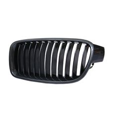 Front Grill for BMW 3 Series F30 carbon fiber (Set of 2pcs)