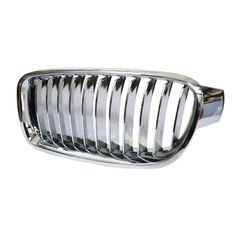 Front Grill for BMW 3 Series F30 Chrome (Set of 2pcs)