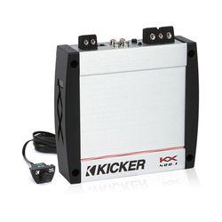 Kicker-Kx 400.1-400W Rms, Class D Mono Block Kx Series Car Amplifier
