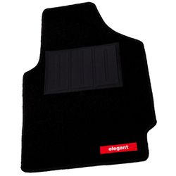 Elegant Carpet Mats Miami Black For Nissan Teana (5 Pcs)