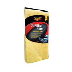 Meguiars Supreme Shine Microfiber Towel- 1 Pack