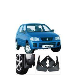 Mud Flaps For Maruti Suzuki Alto (Set Of 4 pcs)