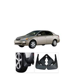 Mud Flaps For Toyota Corolla (Set Of 4 pcs)