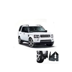 Mud Flaps For Land Rover Discovery 4 (2009) (Set Of 4 pcs)