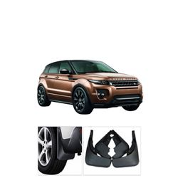 Mud Flaps For Land Rover Rangerover Evoque Dynamic (Set Of 4 pcs)