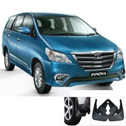 Mud Flaps For Toyota Innova Type 3 With Skirting