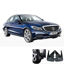 Mud Flaps For Mercedes C Class W205 Imported