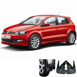 Mud Flaps For Volkswagen Polo Type2 (Set Of 4 Pcs)