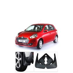 Mud Flaps For Renault Pulse (Set Of 4 pcs)