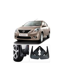 Mud Flaps For Nissan Sunny (Set Of 4 pcs)