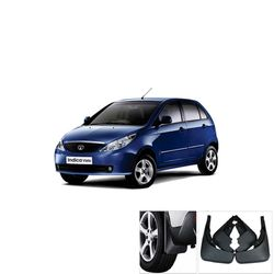 Mud Flaps For Tata Vista (Set Of 4 pcs)