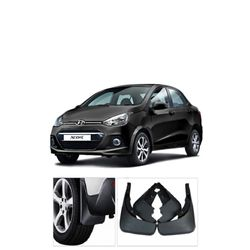 Mud Flaps For Hyundai Xcent (Set Of 4 pcs)
