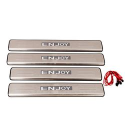 Door Sill Plates Light For Chevrolet Enjoy