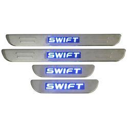 Door Sill Plates Light For Maruti Suzuki Swift