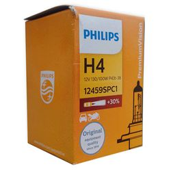 Philips RALLY H4 Bulb 130/100W (1 Pcs)