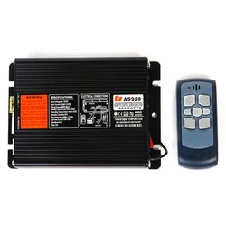 KMH Federal Signal (AS920) 200W wireless car siren Amplifier (without speaker) with wireless remote