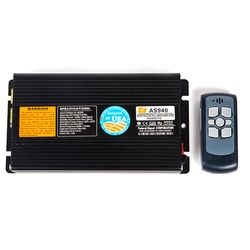 KMH Federal Signal (AS940) 400W wireless car siren Amplifier (without speaker) with wireless remote