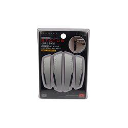 STATUS High Glossy Door Guard-Set of 4 Pcs -Silver (ST 280) (8809276672803)