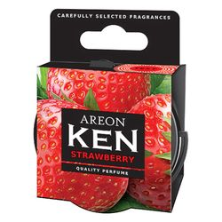 AREON KEN Car Perfume - Strawberry AK01