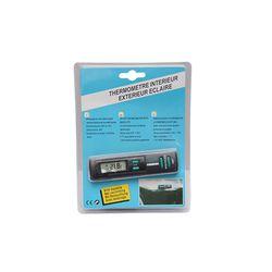 Thermometre Interieur Exterieur Eclaire