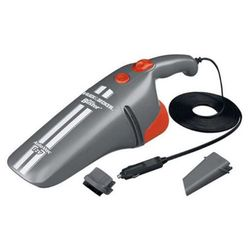 Black & Decker AV1205 Grey DC Car Vacuum Cleaner (12.5 W)