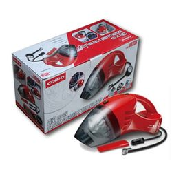 Coido 6023R 2 in 1 DC 12V Vaccum Cleaner with Tire Inflator