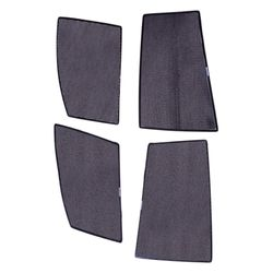 KMH Side Window Curtains For Tata Safari (4pc)